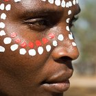 The African Face-Painting Tradition