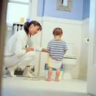How to Potty Train a Child With Low Muscle Tone