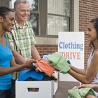 Fair Market Values for Clothing Donations for IRS Deductions