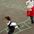 Kindergarten Playground Games