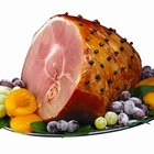 What Is the Safe Cooking Temperature for a Prebaked Ham?