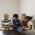 Preteen & Teen Sunday School Lessons & Activities
