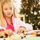 Christmas Art Projects for 4-Year-Olds