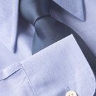 How to Get the Curl Out of Dress Shirt Collars