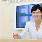 Business Etiquette Rules for a Receptionist