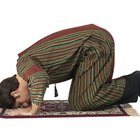 Bowing Etiquette in Islam
