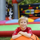 Inflatable Party Places for Kids in Cincinnati, Ohio