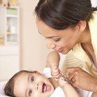 Behavioral Traits in Infants