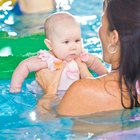 The Ideal Temperature for Swimming With Babies