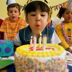 Party Places for Children's Birthdays in Orange County, California