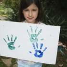 Children's Handprints Activities