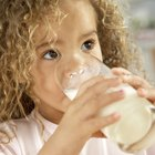 Cow's Milk and Toddler Behavior Problems