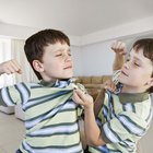 Child Behavior and Violent Talk When Playing