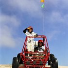 California Helmet Laws for Children Riding Off-Road Dune Buggies