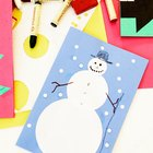 Cute Snowman Craft Ideas for Toddlers