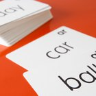 How to Create Flashcards for Toddlers
