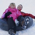 Snow Tubing for Toddlers in New York City