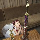 How Should a Parent Walk a Baby Onstage During a Pageant?