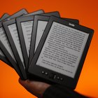 You can read PDFs on a Kindle.