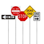 Simple Safety Signs to Teach Non Reading Children