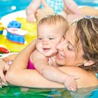 Songs & Games for Babies in Swimming Lessons