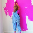 How to Get Washable Paint Out of Kids' Clothes