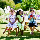 Activities for Kids' Birthday Parties in the Park