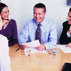 How to Greet Members of an Interviewing Panel