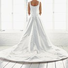 How to Spot Clean a Taffeta Wedding Dress