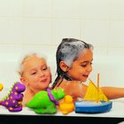Bathtime Tips for Siblings