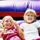 How to Plan a Birthday Party with a Bouncy Castle for a 5-Year-Old