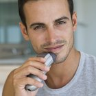 How to Clean an Electric Self Shaver