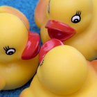 Rubber Ducky Birthday Party Ideas