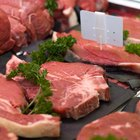 Should You Cook Raw Meat That's Gone Grey?