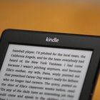 How to Download and Open a PRC File to a Kindle