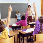 Child Behavior in the Classroom