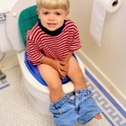Potty Training Tips for Bowel Movement Resistance