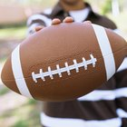 Goody Bag Ideas for a Boy's Football Party