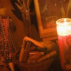 Different Things That Can Be Used to Represent the Elements on a Wiccan Altar