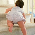 Toddler-Proofing the Spaces Between the Banister