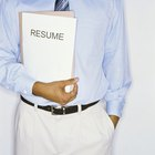 How to Write a Skill Set Resume