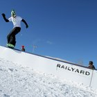 """Snowboard en Ruby Hill, Denver"""