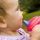 How to Get Rid of Mold on a Child's Sippy Cup