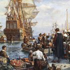 How Were the Pilgrim & Puritan Colonies Similar & Different?