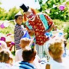 Ideas for Kids' Events With Circus Themes