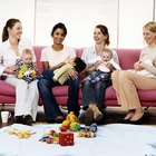 Support Groups for Moms With Babies