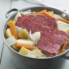 An Easy Boiled Ham Dinner