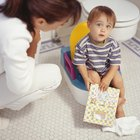 Differences Between Potty Training a Boy Vs. a Girl