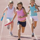 Personality Development in Children Who Play Sports