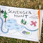 How to Leave Clues for a Scavenger Hunt at Public Places